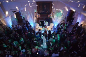 event at Hedsor House, Taplow, Buckinghamshire