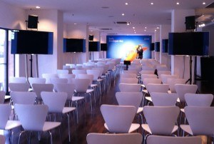 conference event at OXO2