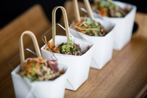 OXO2 bowl food catering in London