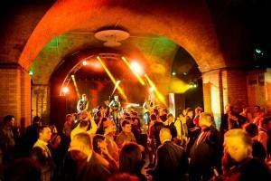 party at old billingsgate vaults