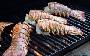 catering bbq lobster
