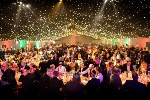 christmas catering in London