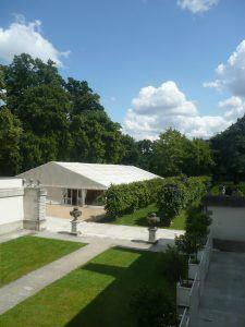 The Burlington Pavilion - Chiswick House | Venue Hire