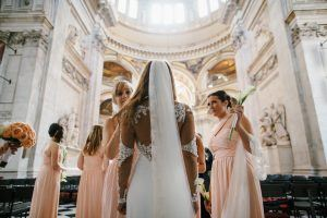 Royal Exchange Wedding | Create Bespoke Weddings