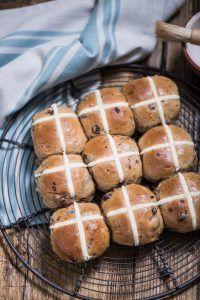 Hot Cross Buns | Essential Easter Recipes