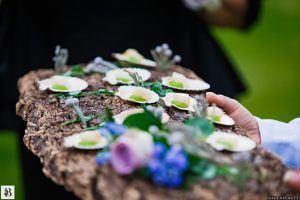 Wedding Canapes | Create Weddings at Syon Park