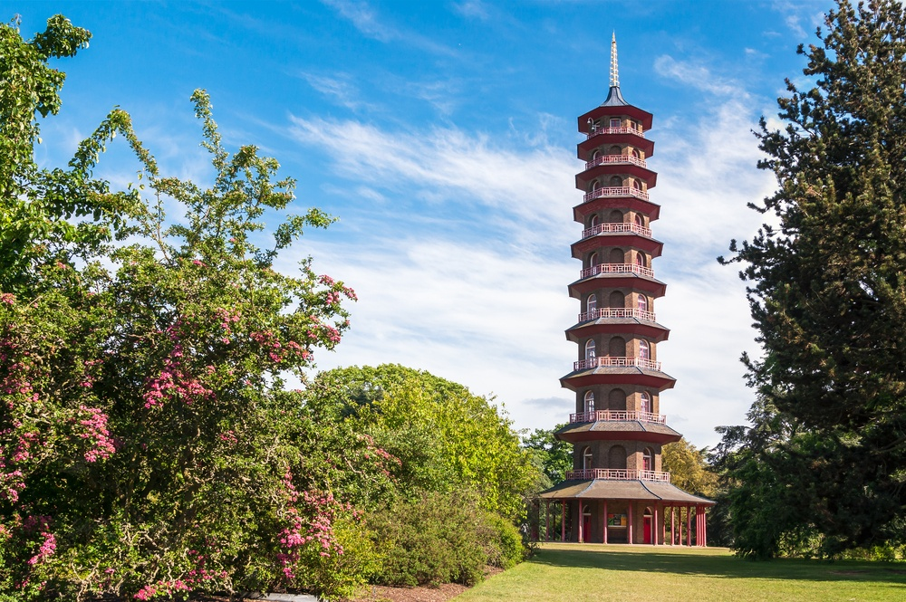 Kew Gardens - Top Picnic spots in London