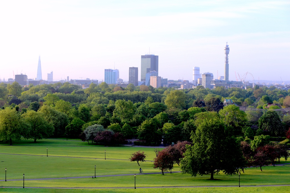Primrose Hill - Out top locations for a picnic in London