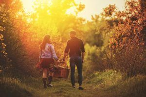 Quirky picnic ideas and best picnic spots in London | Create Food