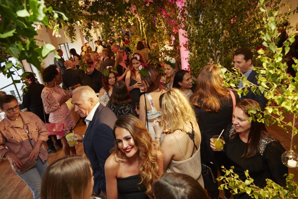 Barry M Celebrates 35 Years at OXO2 | Create Event Catering