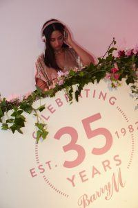 Barry M Celebrates 35 Years at OXO2   Create Event Catering