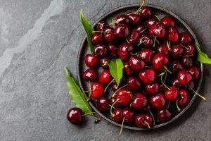 Eating in Season This July - Cooking with Cherries