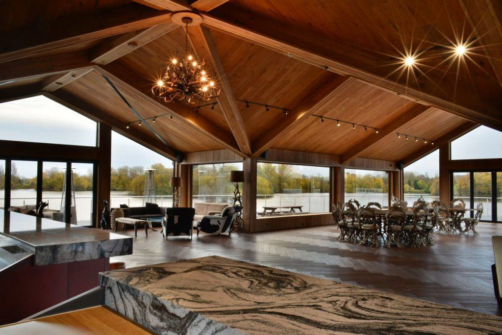 Amber Lakes | A one of a kind events venue | Create Events