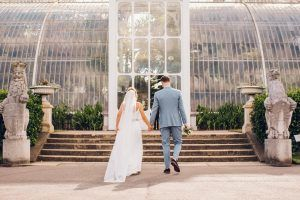 Newlyweds Celebrate at Kew Gardens | Create Weddings