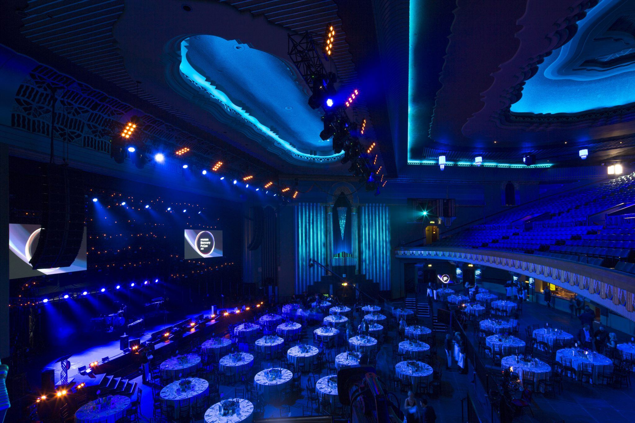 The Eventim Apollo | World Famous Events Venue | Create Food