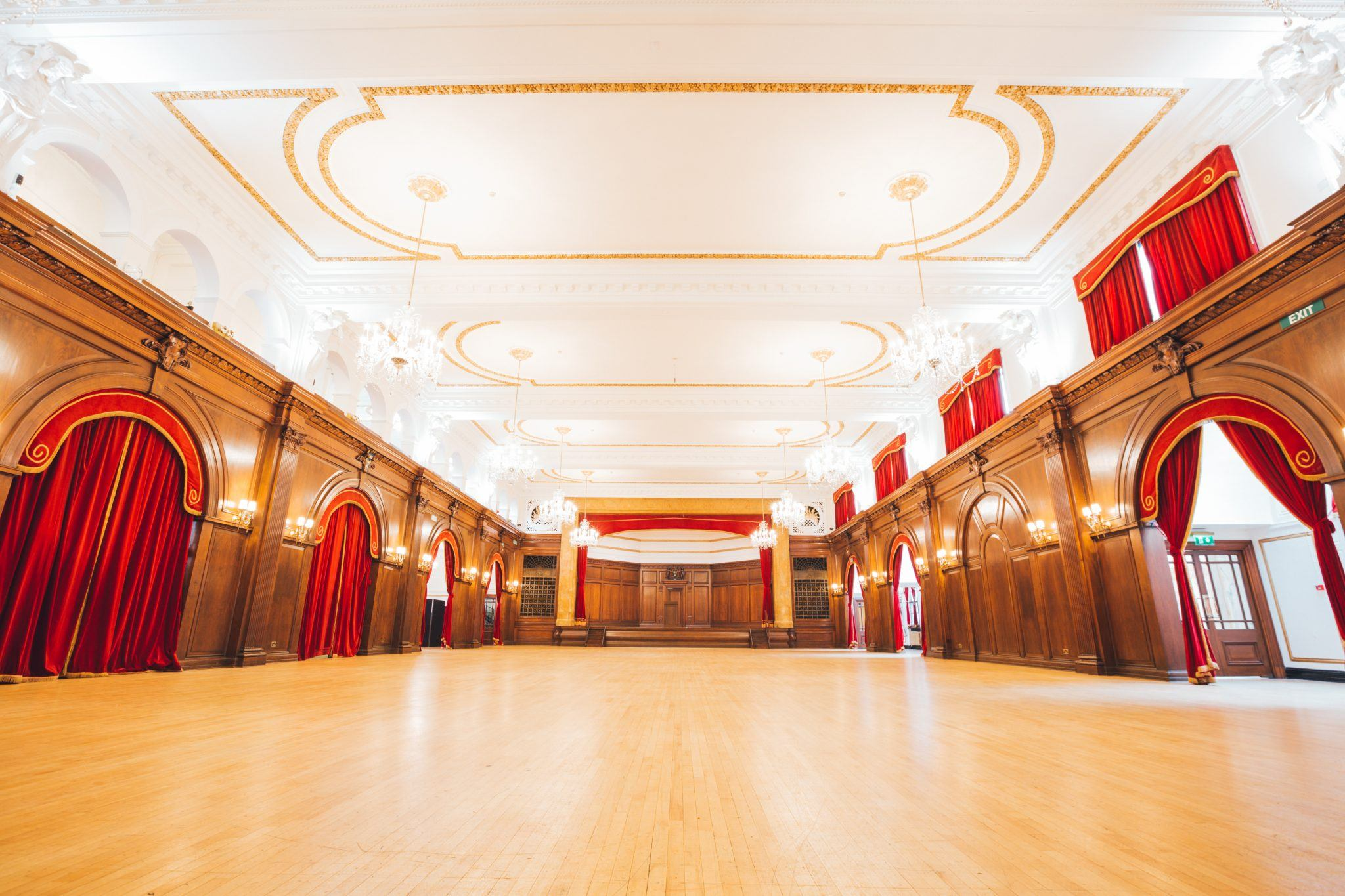 Porchester Hall   Stunning London Events Venue   Create Catering