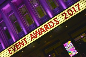 Create wins Caterer of the Year at the 2017 Event Awards