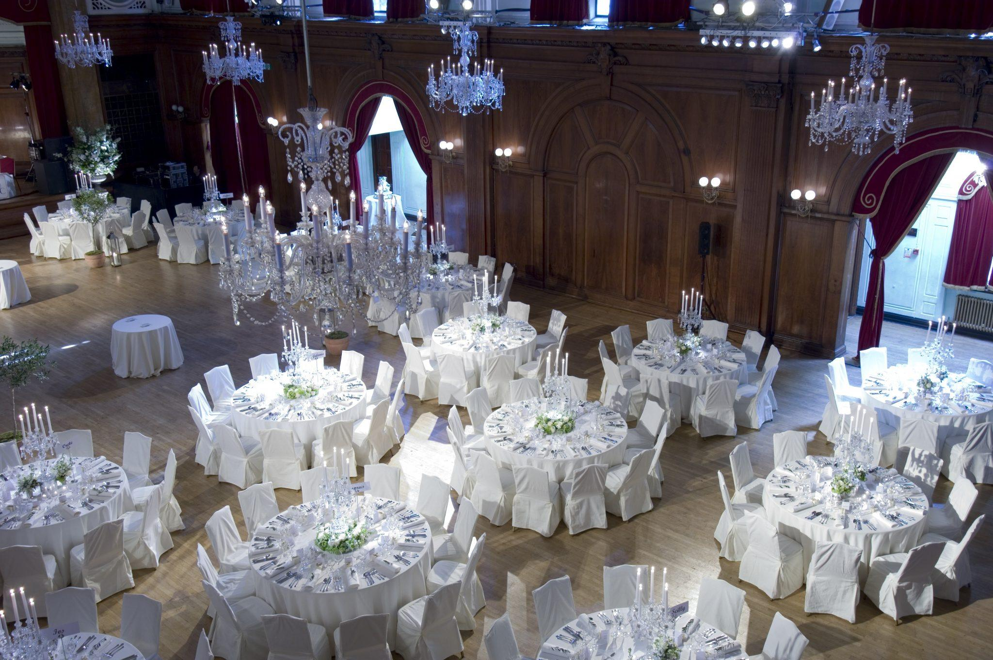 Porchester Hall | Stunning London Events Venue | Create Catering