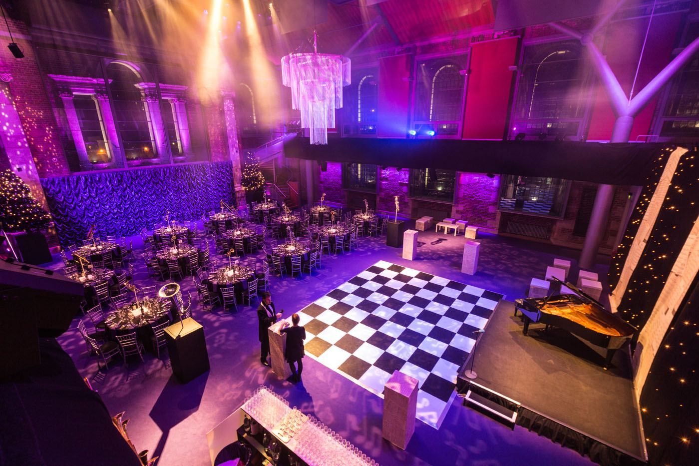 Events at LSO - Unique venue for events in London