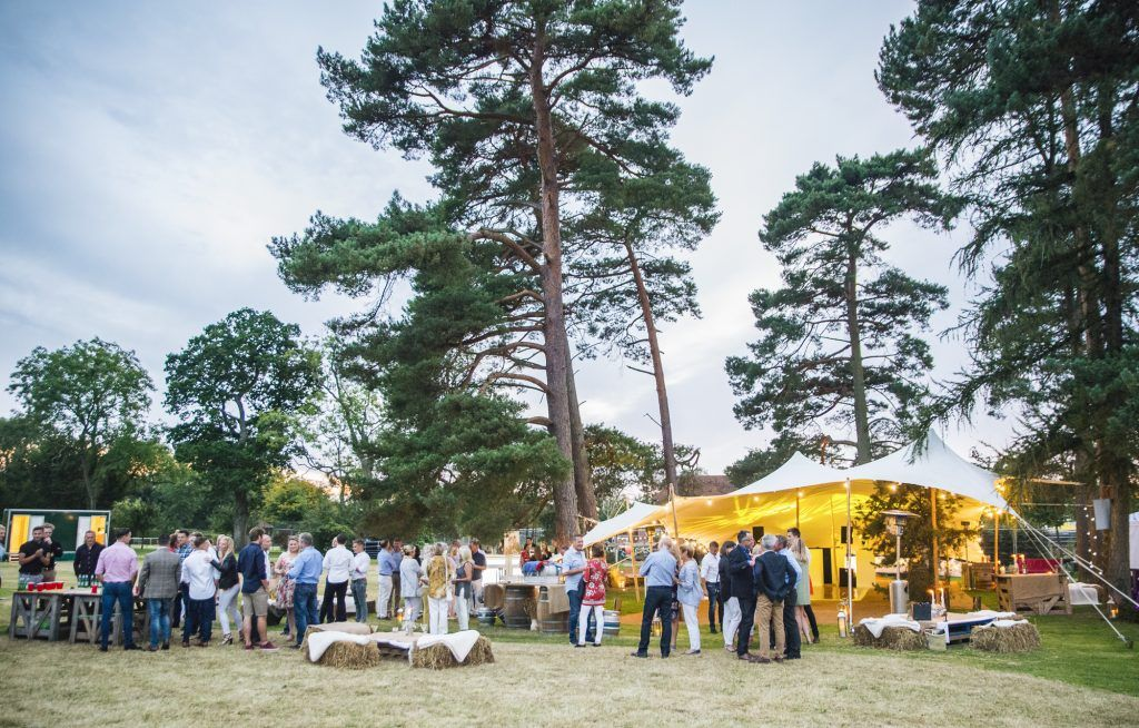Summer Party Inspiration   Create Events