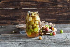 Pickled Gooseberry | Eating the Seasons | Create Food
