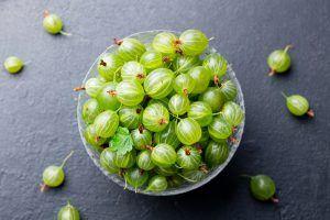 Eating in Season This June | Cooking with Gooseberries | Create Food