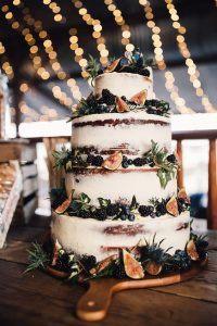 Popular wedding cakes 2018