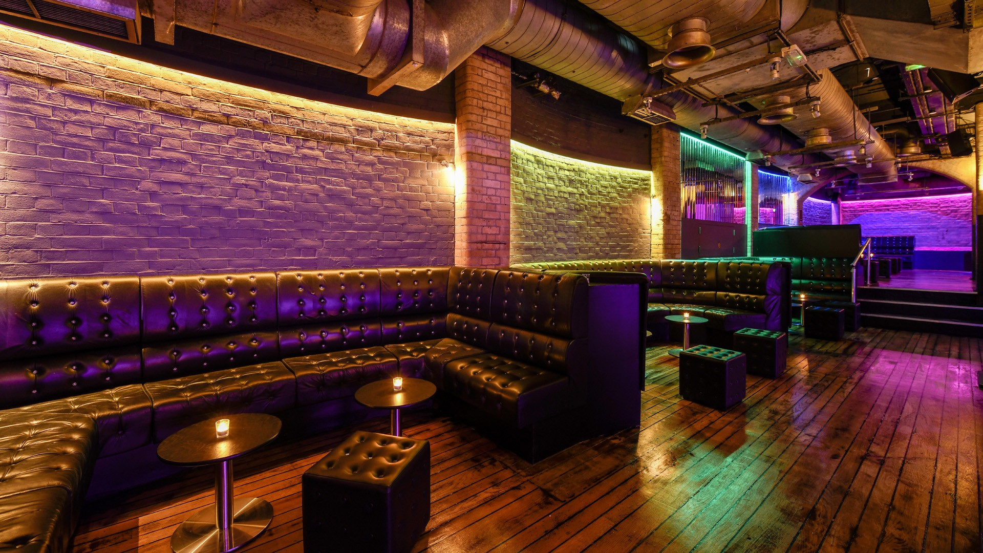 club hire in london