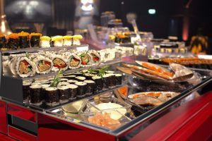 Sushi catering in London